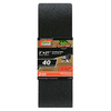 Gator 2-Pack 40-Grit 3-in W x 21-in L Sanding Belt Sandpaper