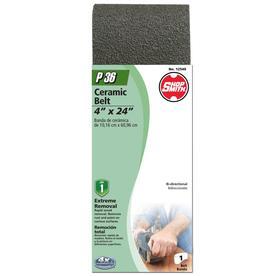 Shopsmith 36-Grit 4-in W x 24-in L Sanding Belt Sandpaper