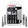 LENOX 4-Piece Diamond Hole Saw Kit