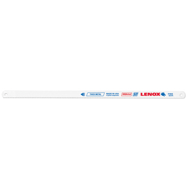 LENOX 2-Pack 10-in Bi-Metal Hacksaw Blades