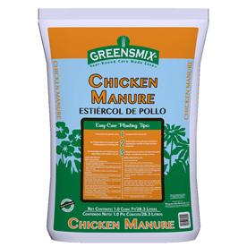 1-cu ft Organic Manure