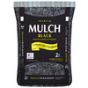  2 cu ft Black Hardwood Mulch
