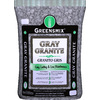 Greensmix 0.5 cu ft Gray Granite Rock