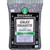 Greensmix 0.5-cu ft Gray Granite Rock
