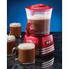 Nostalgia Electrics Retro Series 0.25-Gallon Red Poly Beverage Dispenser with Stand