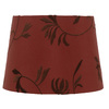 Portfolio 9-in x 13-in Red Drum Lamp Shade