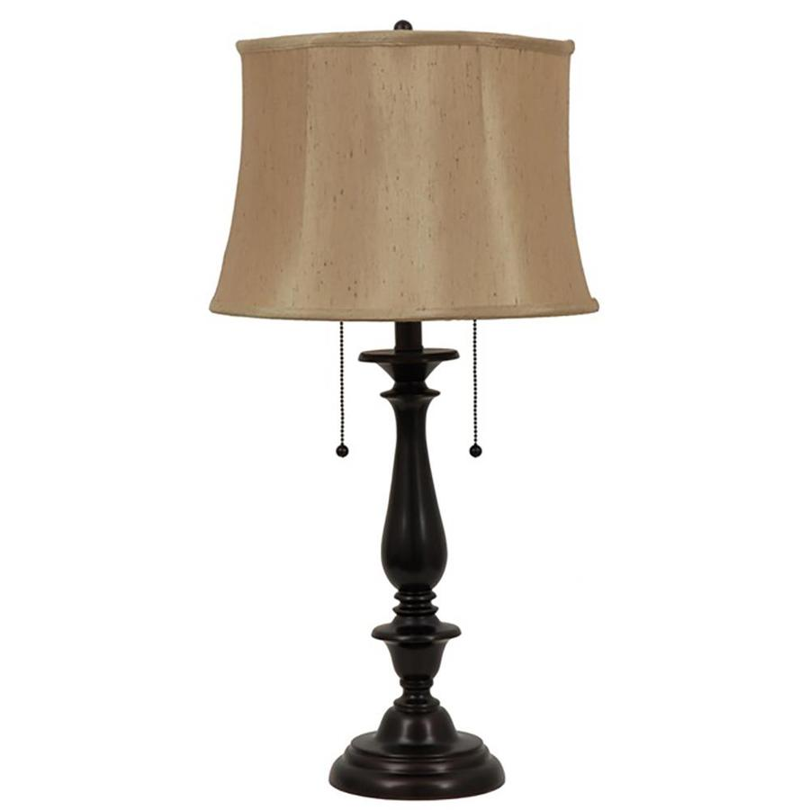 Oil rubbed bronze table lamps - Chandelier desk lamp ...
