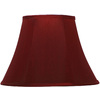 Portfolio 11-in x 15-in Red Bell Lamp Shade