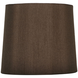 "Portfolio 5"" x 5"" Brown Chandelier Lamp Shade"