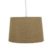 allen + roth White Hanging Light Swag Kit