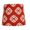Portfolio 8-1/2-in x 10-in Red Drum Lamp Shade