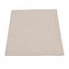 allen + roth 7-in x 9-in Linen Fabric Square Lamp Shade