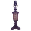 allen + roth 13.75-in Bronze Lamp Base