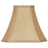 Portfolio 9-in x 10-in Silken Toast Bell Lamp Shade