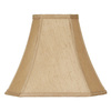 Portfolio 11-in x 13-in Silken Toast Bell Lamp Shade