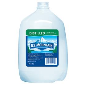 Ice Mountain 128-fl oz Purified Water
