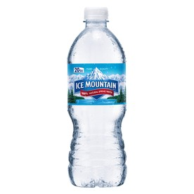 Ice Mountain 20-fl oz Spring Water