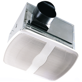 Air King 1-Sone 80 CFM White Bathroom Fan ENERGY STAR