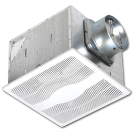 Air King 2.5-Sone 280-CFM White Bathroom Fan ENERGY STAR