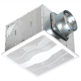 Air King 0.3-Sone 80-CFM White Bathroom Fan ENERGY STAR