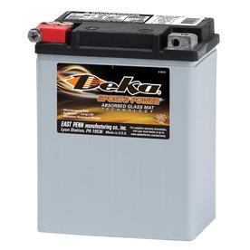 Deka 12-Volt Motorcycle Battery
