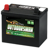 Deka 12-Volt 410-Amp Mower Battery