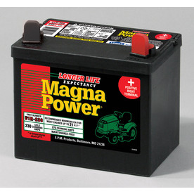 Sure Power 12-Volt 275-Amp Lawn Mower Battery