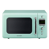 Daewoo 0.7-cu ft 700-Watt Countertop Microwave (Mint Green)