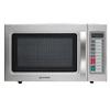 Daewoo 1-cu ft 1,000-Watt Countertop Microwave (Stainless Steel)