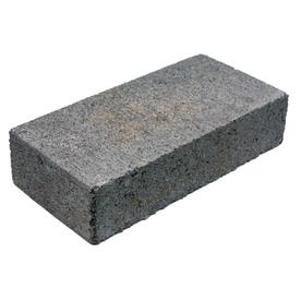 Shop Solid Cap Concrete Block Common 16 In X 4 In X 8 In