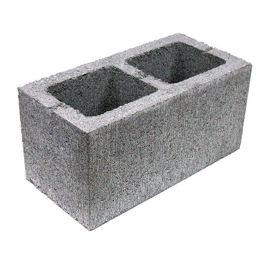 Concrete Deck Blocks Home Depot : Masonry design r d in concrete block
