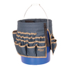 Blue Hawk 75-Pocket Bucket Tool Organizer