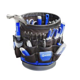 Kobalt 61-Pocket Bucket Tool Organizer
