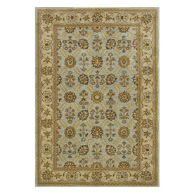 DYNAMIC RUGS Charisma Rectangular Indoor Tufted Area Rug (Common: 7 x 10; Actual: 79-in W x 114-in L)