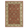 DYNAMIC RUGS Charisma 48-in x 6-ft Rectangular Red Floral Area Rug