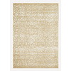 DYNAMIC RUGS Mysterio 24-in x 47-in Rectangular Beige Geometric Accent Rug