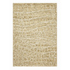 DYNAMIC RUGS Mysterio 6-ft 7-in x 9-ft 6-in Rectangular Beige Solid Area Rug
