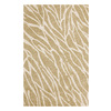 DYNAMIC RUGS Nolita 6-ft 7-in x 9-ft 6-in Rectangular Beige Transitional Area Rug