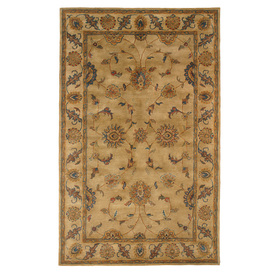 DYNAMIC RUGS Charisma Rectangular Indoor Tufted Area Rug (Common: 8 x 11; Actual: 96-in W x 132-in L)