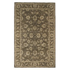 DYNAMIC RUGS Charisma 8-ft x 11-ft Rectangular Green Floral Area Rug