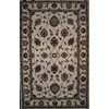 DYNAMIC RUGS Charisma 8-ft x 11-ft Rectangular Beige Floral Area Rug