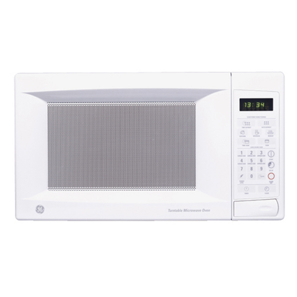 ... GE? 1.3 Cu. Ft. Countertop Microwave Oven (Color: White) at Lowes.com