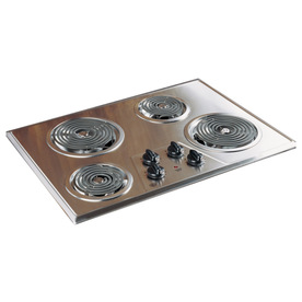 GE 30-in Electric Cooktop