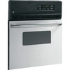GE Single Electric Wall Oven (Stainless Steel) (Common: 24-in; Actual 23.75-in)