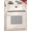 GE Profile 27-in 3.0 cu ft Self-Cleaning Drop-In Electric Range (Bisque)