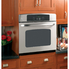 GE Self-Cleaning Convection Single Electric Wall Oven (Stainless Steel) (Common: 30-in; Actual 29.75-in)