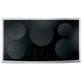 GE Profile 36-in Smooth Surface Induction Electric Cooktop