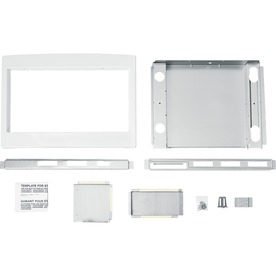 GE 27-in Deluxe Built-In Microwave Trim Kit