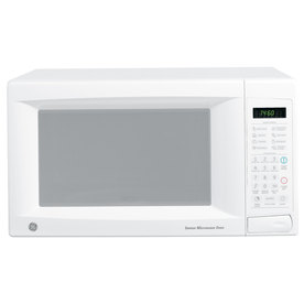 Shop GE 1.4 Cu. Ft. Countertop Microwave Oven at Lowes.com