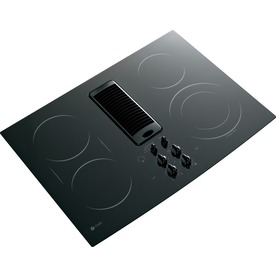 GE Profile 30-in Smooth Surface Downdraft Electric Cooktop
